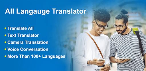 Language Translator Translate All Voice & Text apk