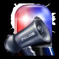 Police Sound Icon