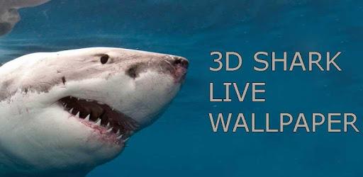 3D Shark Live Wallpaper apk