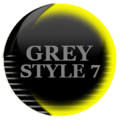 Grey Icon Pack Style 7 ✨Free✨ Icon