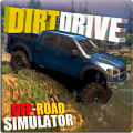 DIRT DRIVE : OFF-ROAD SIMULATOR Icon