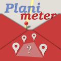 Planimeter Area Measure Guide Icon