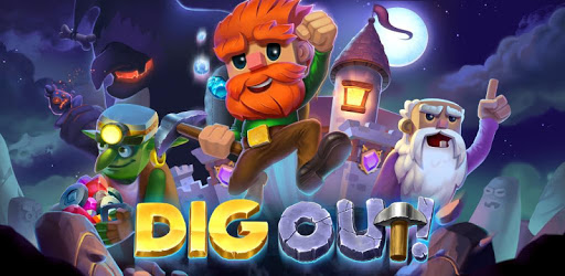 Dig Out! - Gold Digger apk
