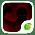 Shadow Ninja Keyboard Theme Icon