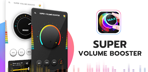 Super Volume Booster – Sound Booster for Android apk