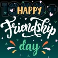 Happy Friendship Day Wishes, Status Quotes Message Icon