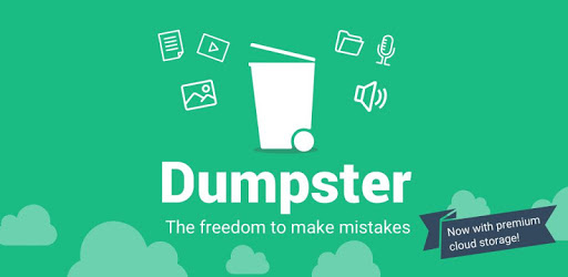 Dumpster: SD Card, Video & Deleted Photos Recovery apk