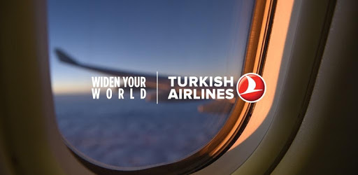 Turkish Airlines – Flight ticket apk
