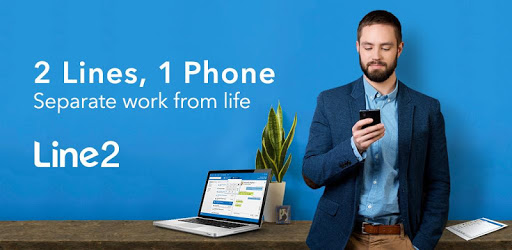 Line2 - Second Phone Number apk