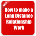 How to make a long distance relationship work Icon