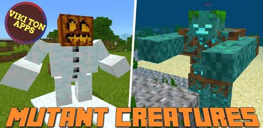 Mutant Creatures Addon apk