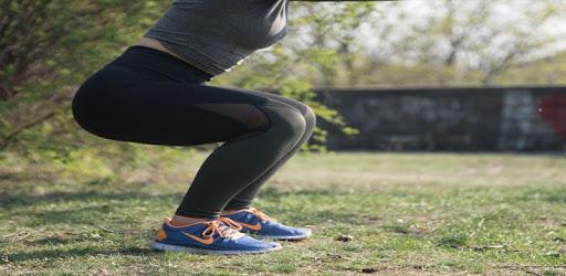 Legs Home Exercises apk