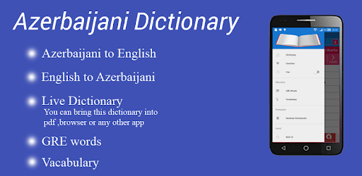 English Azerbaijani Dictionary apk