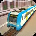 Railway Station Craft: Train Ride & City Games Icon
