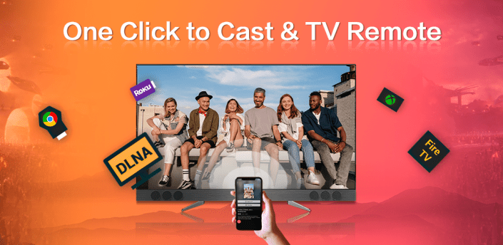 MagiConnect T-Cast TCL Android TV & Roku TV Remote apk