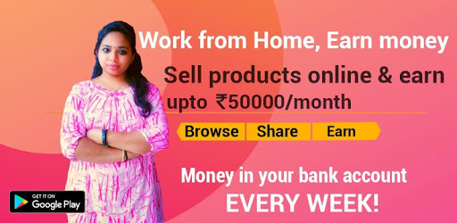Reselling App : Work From Home, Earn Online Money apk