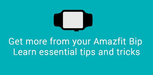 User guide for Amazfit Bip apk