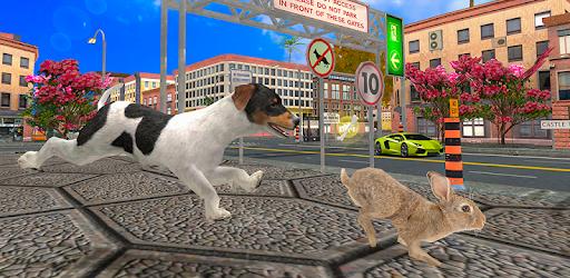 Dog Sim Free Animal Games :Dogs Pet Games Offline apk