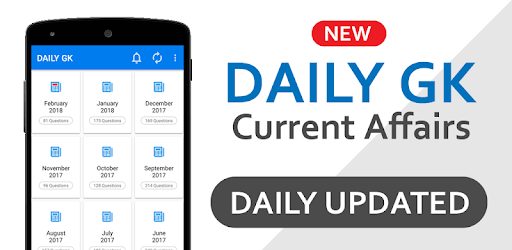 Daily GK : Current Affairs apk