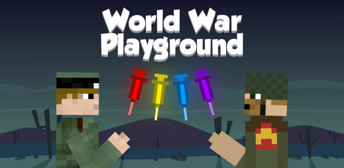 World War Playground: Ragdoll Human apk
