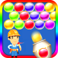 Gold Rush Bubble Shooter Icon