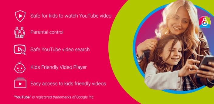Kids Safe Video Player - Video Parental Controls apk