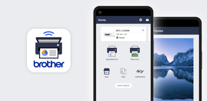 Brother Mobile Connect apk