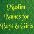 Islamic Names With Meaning Icon
