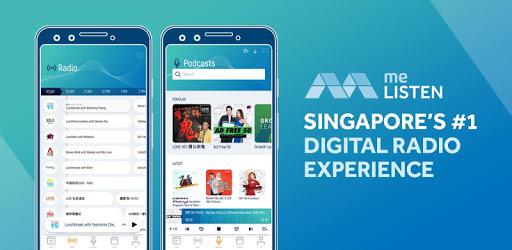 MeRadio – Singapore's #1 Digital Radio apk