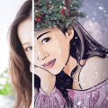 Photo Lab Pictures Editor: Filters, Effect, Makeup Icon