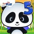 Panda 5th Grade Learning Games Icon
