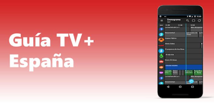 TV listings Spain - Cisana TV+ apk
