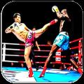 KickBoxing Training Icon
