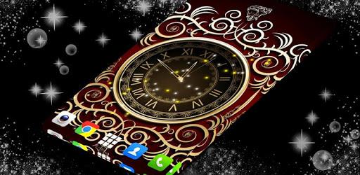 Gold Clock 2019 apk