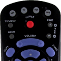 Remote Control For Dish Bell Icon