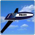 Police Flying Boat Simulator Icon