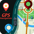 GPS Navigation: Route Planner & Location Finder Icon