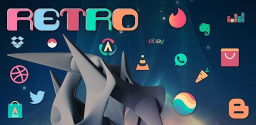 Apolo Retro - Theme, Icon pack, Wallpaper apk