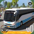 Public Coach Driving Simulator: Bus Games 3D Icon