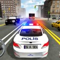 Police Real City Game Icon
