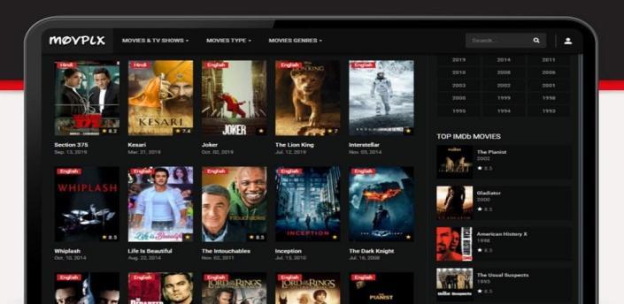 Movplx - Movies , TV Shows apk