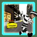 Road Thief Run Icon