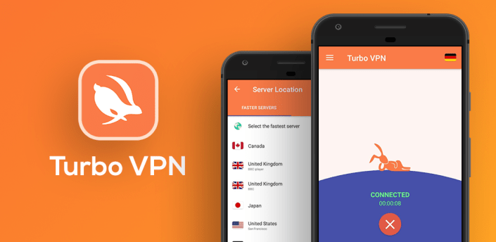 Turbo VPN-Free VPN Proxy Server&Secure VPN Browser apk