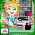 Supermarket Cashier Simulator Icon