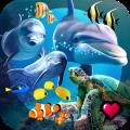 Ocean Reef Life - 3D Virtual Aquarium Icon