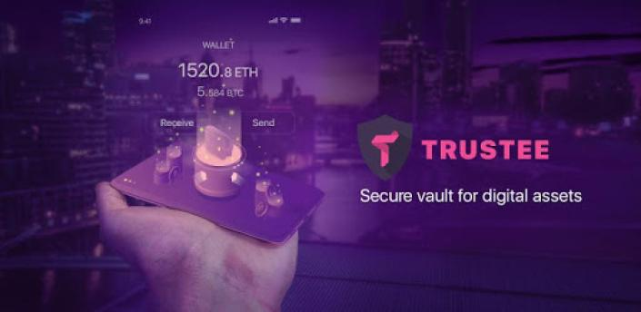 Trustee Wallet - best bitcoin and crypto wallet apk