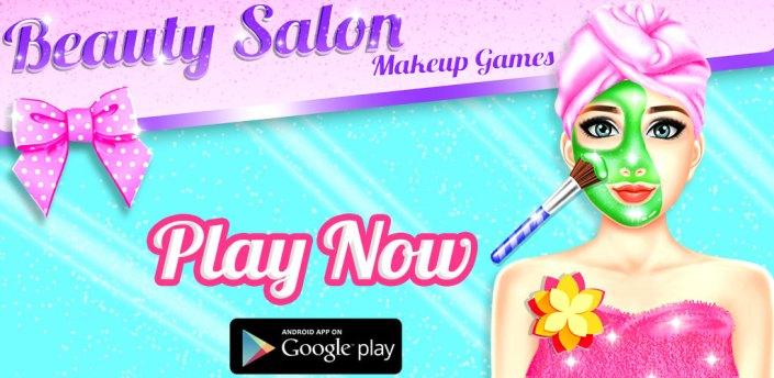 Beauty Salon Makeup Games: Fashion Makeover Games apk