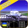 Super 3D Airplane Flight Simulator-Pro Pilot Icon
