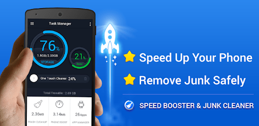 Phone Speed Booster - Junk Removal and Optimizer apk