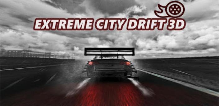 Extreme City Drift Simulator 3D apk